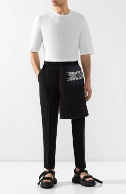 Шерстяные брюки Acne Studios BK0006