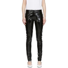 1017 Alyx 9Sm Black Deville Trousers 191776F08700102GB