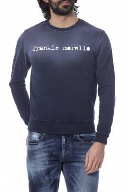 Джемпер Frankie Morello FMCS8134FE_BLU_NAVY