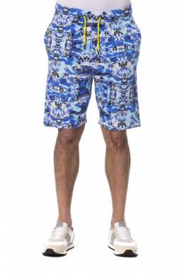shorts Frankie Morello FMCS8108PA_PENNELLATE_BLU