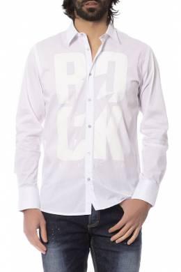 Рубашка John Richmond HHME9037CA_WHITE_OPTICAL