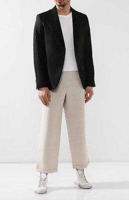 Пиджак из смеси льна и вискозы Jacquemus 195JA01/10990