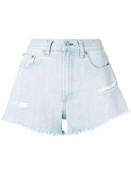 Rag&Bone джинсовые шорты с потертостями W1953K165GWH