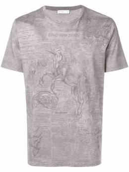Etro New Dandy T-shirt 1Y0209605