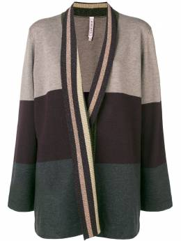 Antonio Marras stripe detail cardigan 1N5642MHG3