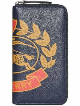 Burberry кошелек с принтом эмблемы 8005979