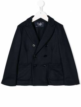 Il Gufo double-breasted blazer A18GB028W0049