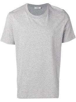 Jil Sander футболка с круглым вырезом JSUO706020MO247308