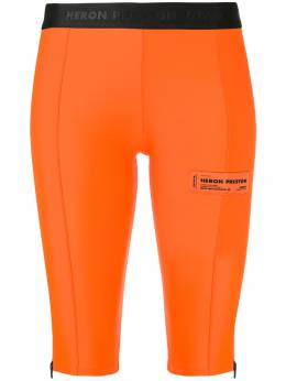 Heron Preston велосипедные шорты по колено HWCB004R197590231910
