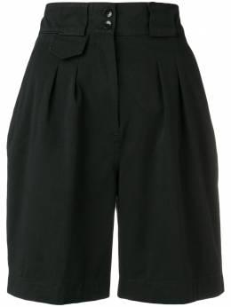 Etro шорты с завышенной талией 147558629