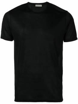 Etro однотонная футболка 1Y0201265