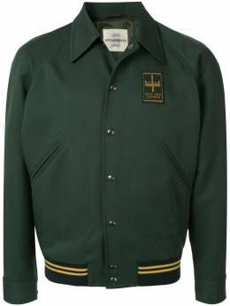 Kent & Curwen куртка Roberts с рукавами реглан K3950ER080