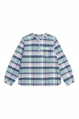 Рубашка с внешним карманом Bonpoint 1210122514