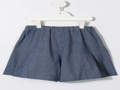 Familiar джинсовые шорты с бантами 484462