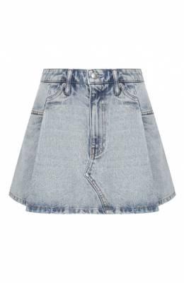 Джинсовая юбка Denim X Alexander Wang 4D995454EG