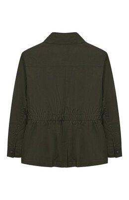 Хлопковая куртка Fendi JMA129/A69F/3A-5A