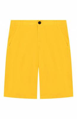 Хлопковые шорты Fendi JMF193/A6I2/10A-12A