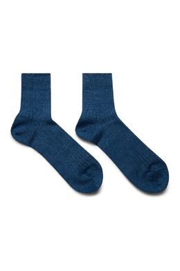 Синие носки Anonymousism 2878127601