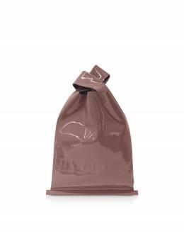 Market Bag - Мягкая Сумка из Лакированной Кожи Jil Sander JSPP850340_WPB00073 655 Dark Pink