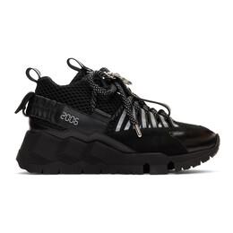 Pierre Hardy Black Victor Cruz Edition VC1 Sneakers 192377M23600203GB