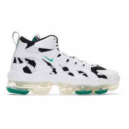 Nike White VaporMax Gliese Sneakers 192011M23600306GB
