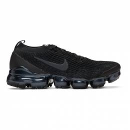 Nike Black Air VaporMax Flyknit 3 Sneakers 192011M23704904GB
