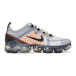 Nike Grey Air Vapormax 2019 Sneakers 192011M23704510GB