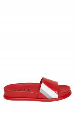 Красные шлепанцы Ash 6128637