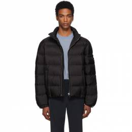 Prada Black Down Nylon Jacket 192962M17800501GB
