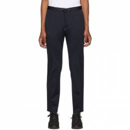 Boss Navy Banks Trousers 192085M19100205GB