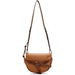 Loewe Tan Small Gate Bag 192677F04803001GB