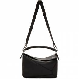 Loewe Black Small Puzzle Bag 192677F04801201GB