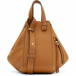 Loewe Tan Small Hammock Bag 192677F04805301GB