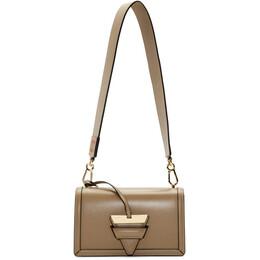 Loewe Taupe Barcelona Bag 192677F04807301GB
