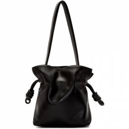 Loewe Black Small Flamenco Knot Bag 192677F04807701GB
