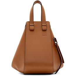 Loewe Tan Small Hammock Bag 192677F04810301GB