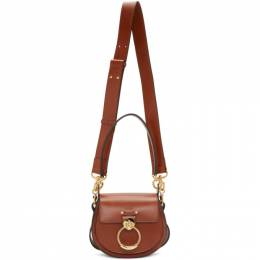 Chloe Brown Small Tess Bag 192338F04803901GB