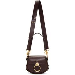 Chloe Purple Small Tess Bag 192338F04803701GB