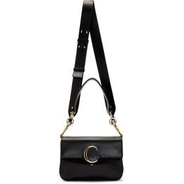 Chloe Black Small Chloe C Double Carry Bag 192338F04805601GB