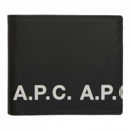 A.P.C. Black Aly Wallet 192252M16400101GB