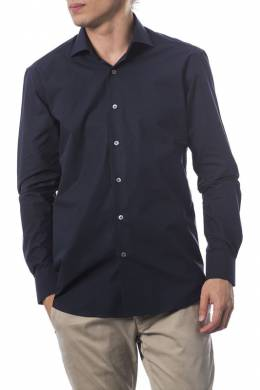 shirt Roberto Cavalli FSR710_CH062_05117_DK_BLUE