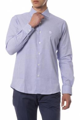 shirt Roberto Cavalli FSR705_FK028_D0279_SKY_WHITE