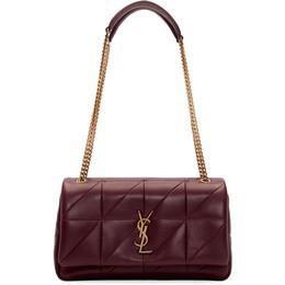 Saint Laurent Red Medium Jamie Bag 192418F04804801GB