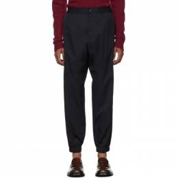 Etro Navy Jogging Trousers 1W107 0062