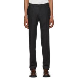 Etro Grey Sport Trousers 192267M19100504GB