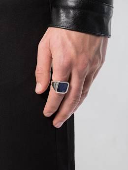 Maison Margiela массивное квадратное кольцо S50UQ0017S11757