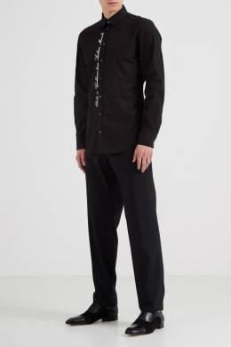 Брюки со стрелками Dolce & Gabbana 599134715