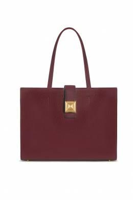 Бордовая сумка Diva из кожи Furla 1962135566