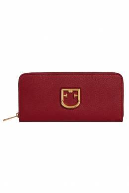 Бордовый кошелек Belvedere Furla 1962135720