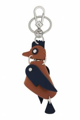 Кожаный брелок Camoujungle Furla 1962135764